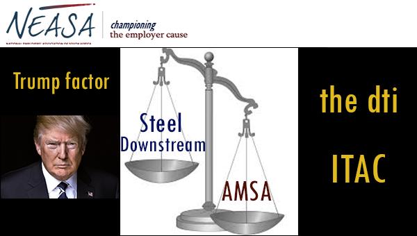 AMSA vs the Steel Downstream