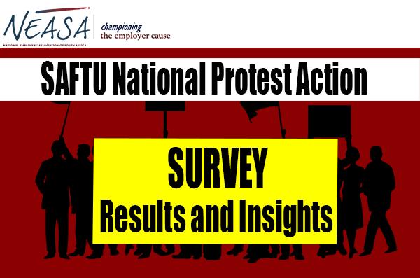 SAFTU National Protest Action