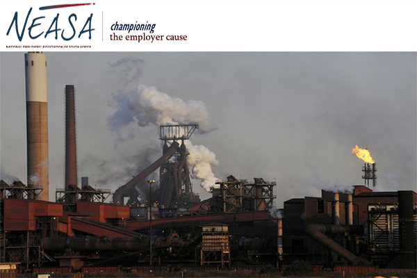 Steel Industry: the dti is not helping the Steel Downstream