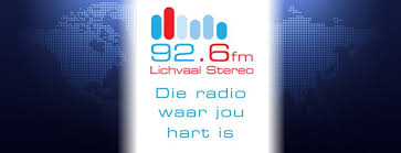 Mr Papenfus – Lichvaal Stereo 92.6 Interview: It's up to 'us' not 'them'
