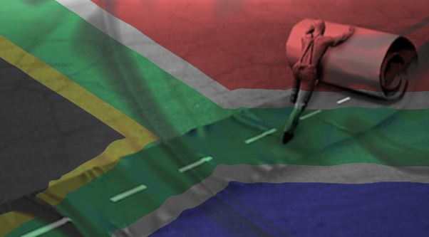 SOUTH AFRICA – in trying times