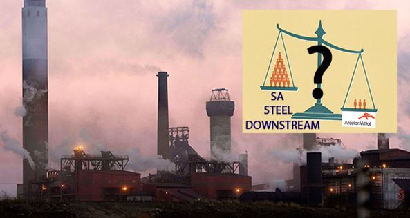 The Steel Downstream cannot be AMSA's saving grace