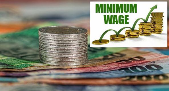 National Minimum Wage increase