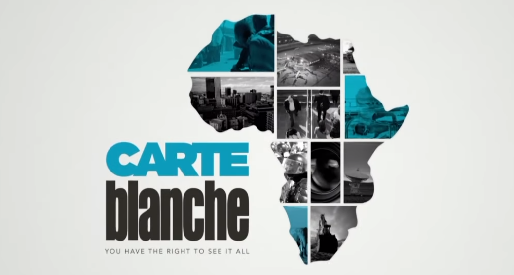 Carte Blanche: Mr Papenfus featured on Carte Blanche (M-Net)