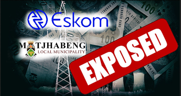 A MUST READ: ESKOM AND MATJHABENG MUNICIPAL FARMS SCANDAL WENT UNNOTICED: by Leon Louw