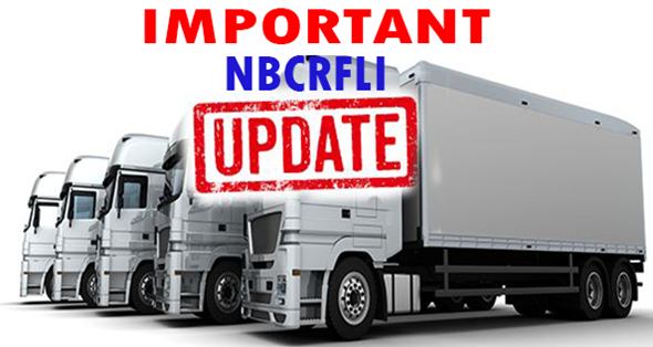 COVID-19: NBCRFLI TEMPORARY MEASURES WITHDRAWN